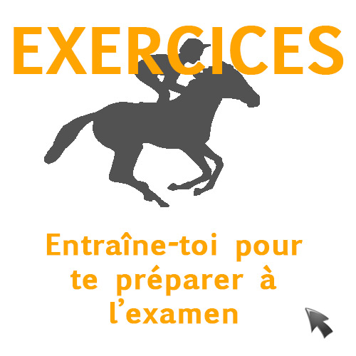 Exercices Galop 1