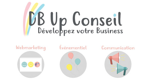 DB Up Conseil, agence de communication et webmarketing